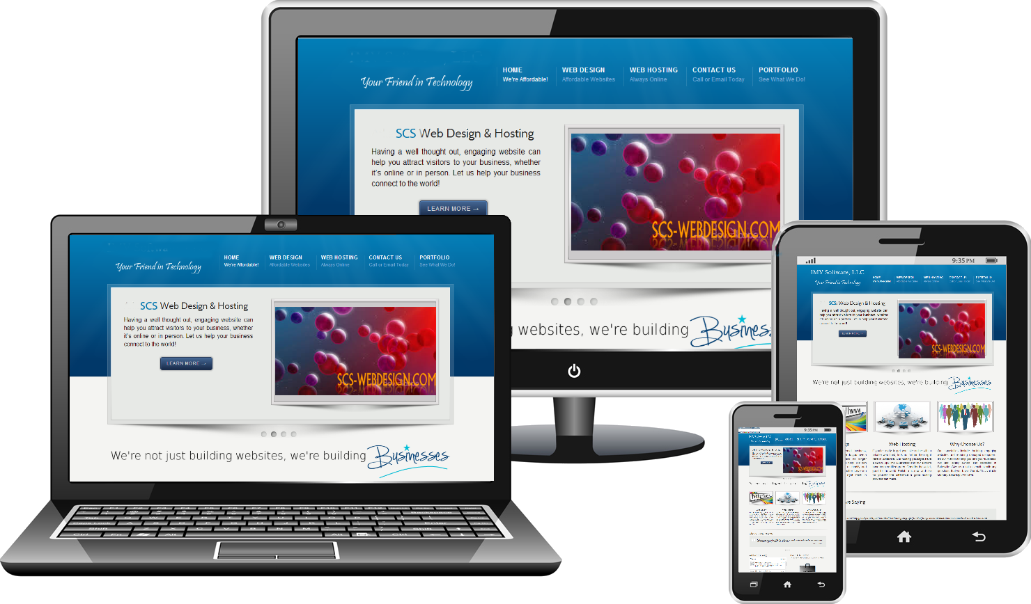 Why Your Business Need Mobile Friendly Website