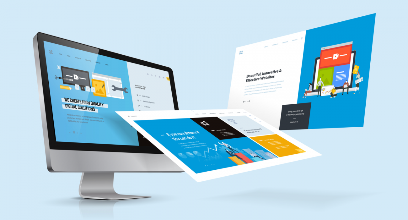 Get The Best Website Design For Your Business