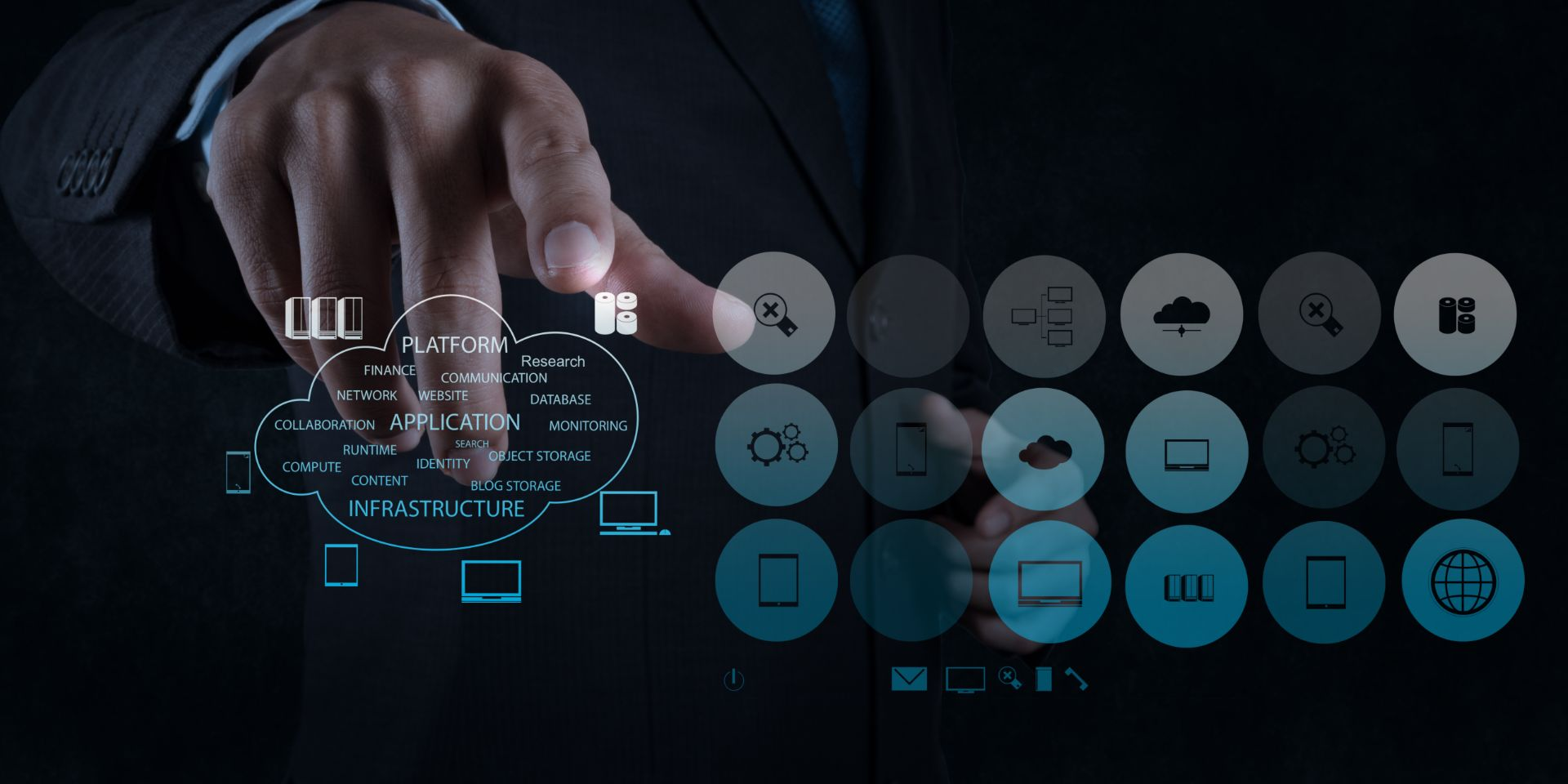 IT infrastructure managed services