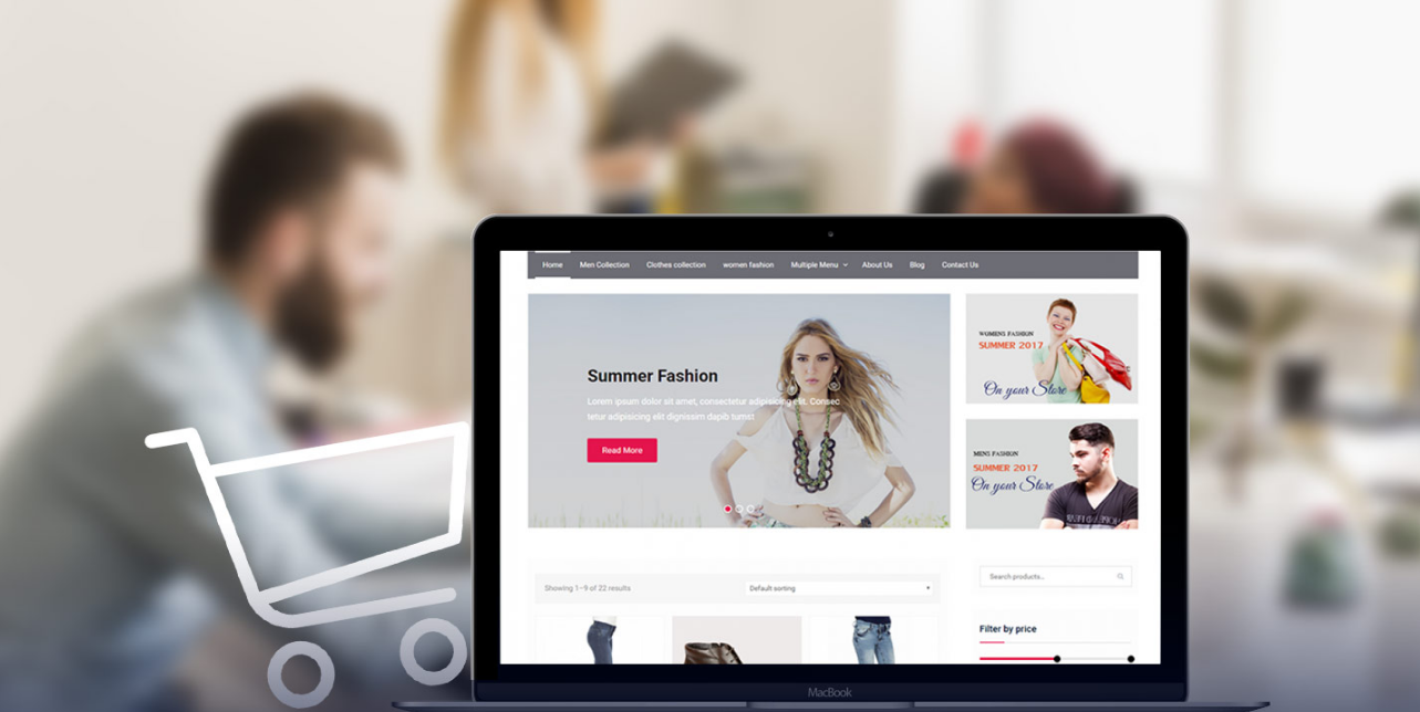 Why Having Ecommerce Web Design Services